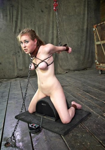 Southern 18yr old rides the sybian and swallows black cock for the first time