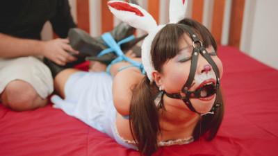 Bunny Rabbit Gets Hogtied (2014)