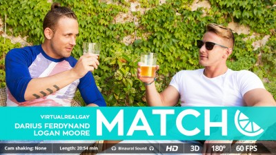 Virtual Real Gay — Match (Android/iPhone)