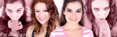 Kasey Warner, Sasha Summers - Pre-Auditions 47