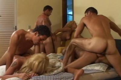Transsexual Gangbang, scene 1