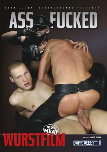 Ass Fucked (Michael Shade)