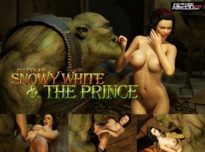 Snowy White And The Prince