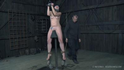 Infernalrestraints - Oct 31, 2014 - The Farm - Part 2 Tortured Sole - Siouxsie Q