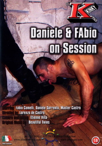 00444-Daniele and Fabio on session [All Male Studio]
