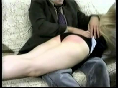 English Spanking Classics # 38 - Caned Before School And Tracys Discipline DVD