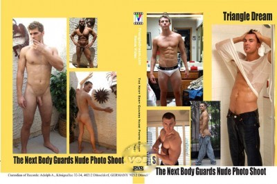 The Next Body Guard_s Nude Photo Shoot