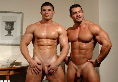Arkady Zadrovich and Uberto Ugo: Heat, Pt.2