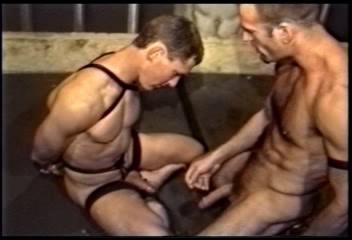 Master Jason Branch's slave has displeased him, Tight-bodied newcomer Brandon