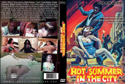 Hot Summer In The City (1976) (Gail Palmer, Hare Films)