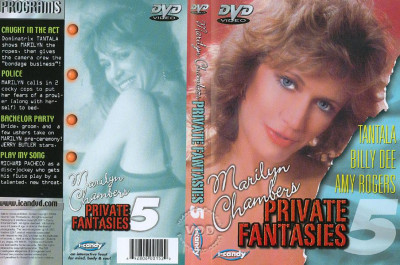 Description Marilyn Chambers' Private Fantasies 5
