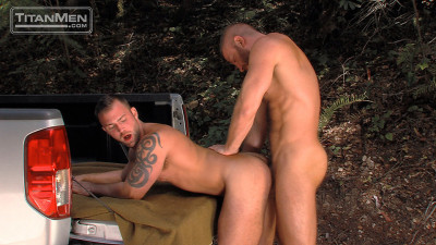 Pacific Coast: Scene 1: Hunter Marx & Trent Davis
