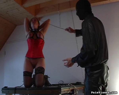 PainVixens-Suspension And Terror