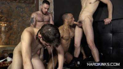 HardKinks - Bullfight Edition Vol 3 (Henrique Bastos, Jimmy TJ, Macanao Torres, Sergio Mutty)
