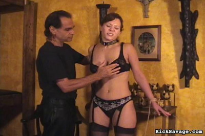 Audrey s Bondage Audition