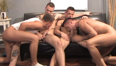Four Guys And A Couch
