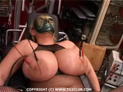 Tongue As She Continues To Torture Her Disobedient Slave
