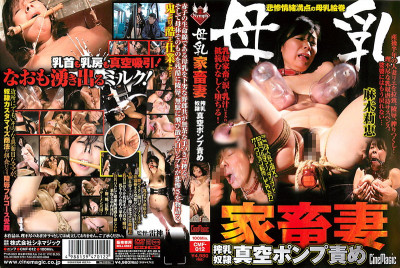 CMF — 012 breast milk livestock wife milking slave vacuum pump — 2012/05/01