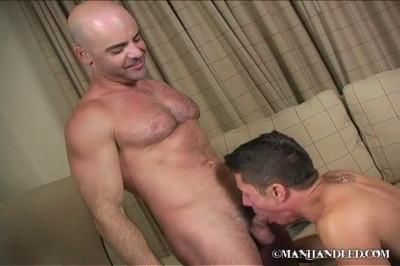 Manhandled – Adam Russo And TJ Handler