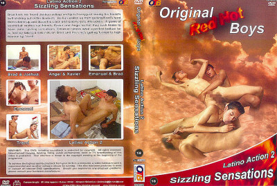 Red Hot Boys - Latino Action 2 - Sizzling Sensations
