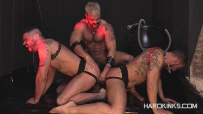 HardKinks – The Creation (Antonio Miracle, Mario Domenech, Rogan Richards)
