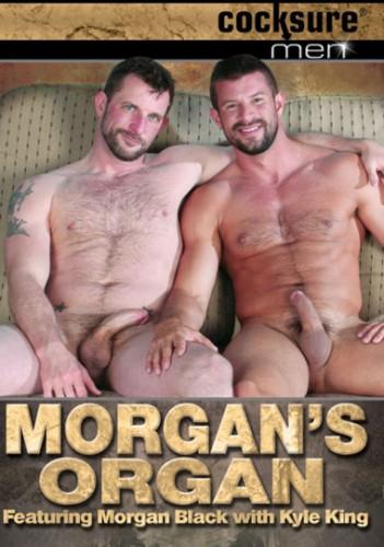 CockSureMen - Morgan's Organ
