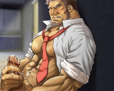 Bara Manga: Gai Mizuki & Seizou Yebisubashi