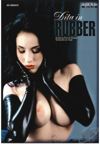 Dita in Rubber