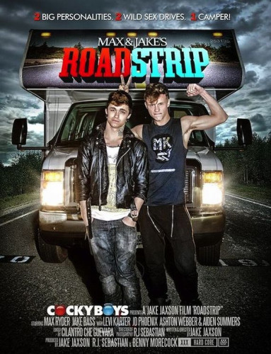 CockyBoys - RoadStrip, Episode 1: Max Ryder and Ashton Webber