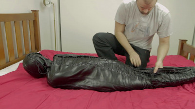 Sleepsack Hood And Armbinder Inception (2014)