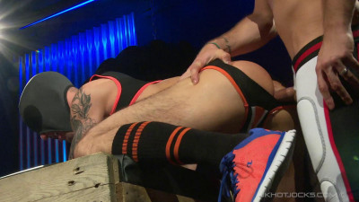 Hard Gear @ Hooded Scene 1