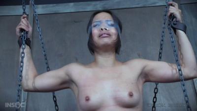 Amazing Slave In Hard Bondage