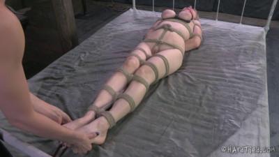 Hardtied Extreme Rope Bondage video 56