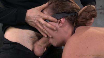 Redheaded Girl Next Door Maddy O'Reilly Gets Drilled By 2 Cocks, Epic Deepthroat