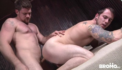 Bromo Jared Summers & Jeremy Adams — Bareback Motel Part #2