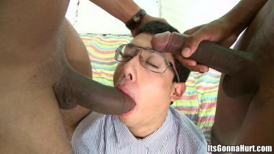 ItsGonnaHurt - Mclovin Loves Black Dick