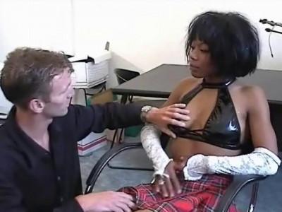 [Telsev] Defonce de beaux petits culs vol4 Scene #9