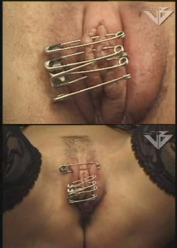 Safety pins for pussy