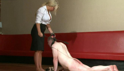 Mistress Brook Caning