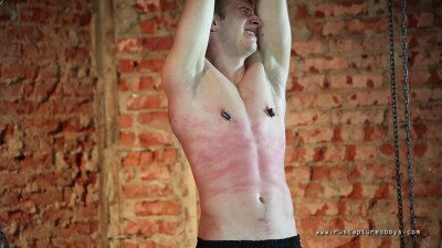 RusCapturedBoys — New Punishments for Dacha's Prisoners