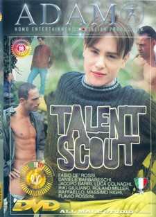[All Male Studio] Talent scout Scene #5