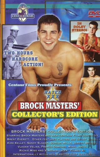 Description Brock Masters' Collector's Edition The Best of Brock Masters