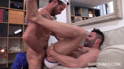 After Work Dany Romeo Mateo Stanford (2015) - gaytube kiwi gays muscle.