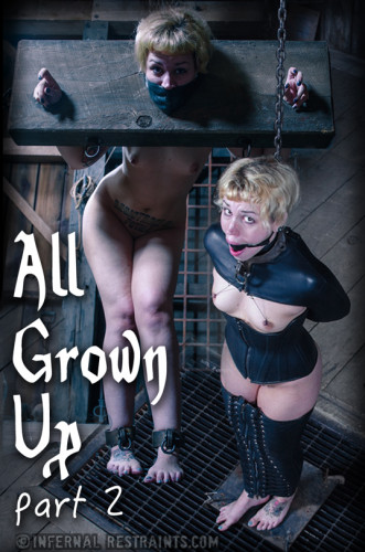 Elizabeth Thorn All Grown Up p2 - BDSM, Humiliation, Torture