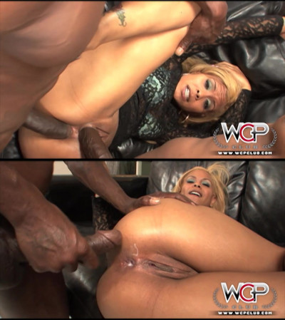 Stacie Lane — Creampie Threesome
