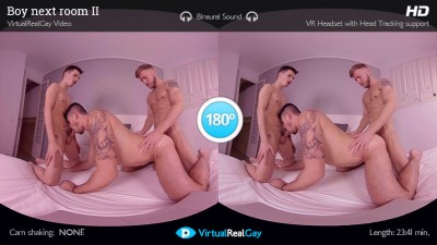 Virtual Real Gay — Boy Next Room II