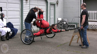Houseofgord - Testing the Splits Cart  HD 2015