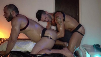 DarkR — Thiago's Fist Academy — Andy Star and Thiago Romero