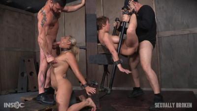 Sexually Broken – Angel Allwood, Matt Williams, Sergeant Miles