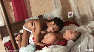 "Super Collection Gay - ""Teens Boys World"". - 30 Best Clips. Part 1."